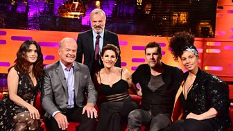 The Graham Norton Show - Series 19: Episode 11