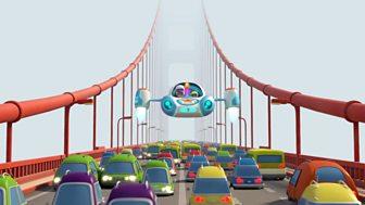 Go Jetters - Series 1: 24. The Golden Gate Bridge, Usa