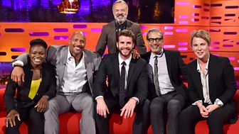 The Graham Norton Show - Series 19: Episode 12