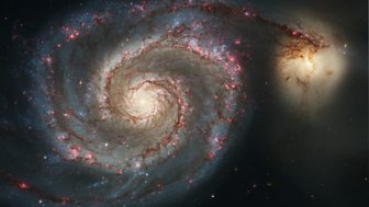 The Sky At Night - Secrets Of The Whirlpool Galaxy