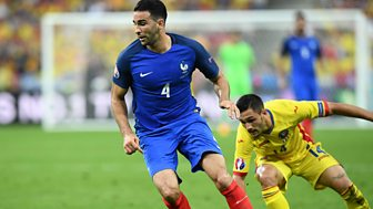 Match Of The Day - Euro 2016: Highlights: France V Romania