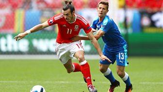 Match Of The Day Live - Uefa Euro 2016: Wales V Slovakia