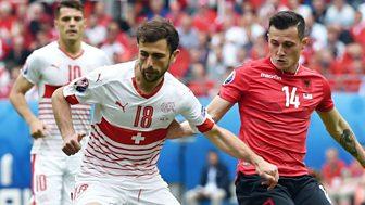Match Of The Day Live - Uefa Euro 2016: Albania V Switzerland