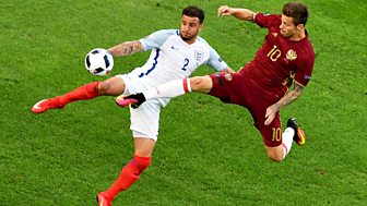 Match Of The Day - Euro 2016: Match Replay: England V Russia