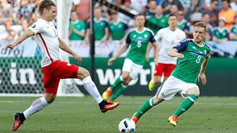 Match Of The Day Live - Uefa Euro 2016: Poland V Northern Ireland