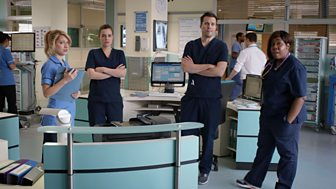 Holby City - Series 18: 37. The Lone Ranger