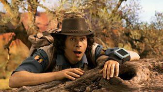 Andy's Prehistoric Adventures - 22. Paraceratherium And Skin