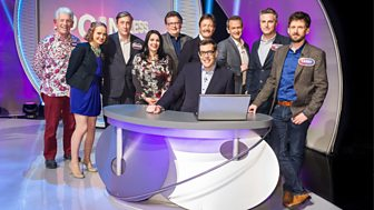 Pointless Celebrities - Series 8: Episode 6