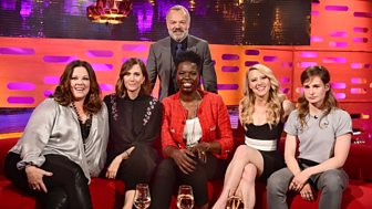 The Graham Norton Show - Series 19: Episode 13