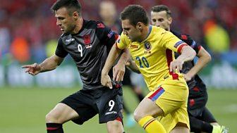 Match Of The Day Live - Euro 2016: Romania V Albania