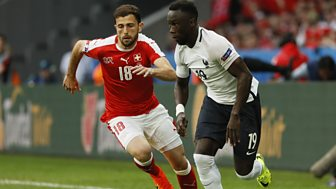 Match Of The Day Live - Euro 2016: Switzerland V France