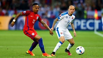 Match Of The Day - Euro 2016: Match Replay: England V Slovakia
