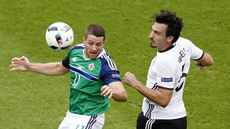 Match Of The Day Live - Euro 2016: Northern Ireland V Germany