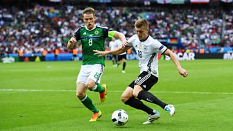 Match Of The Day - Euro 2016: Match Replay: Northern Ireland V Germany