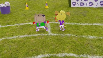 Footy Pups - Series 2: 5. Athletics