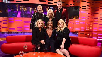 The Graham Norton Show - Series 19: Episode 14