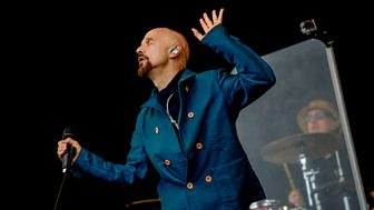 Glastonbury - 2016: James