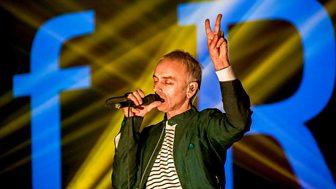 Glastonbury - 2016: Muse & Underworld