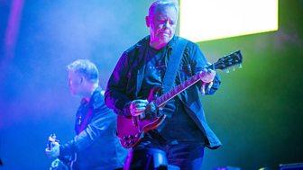 Glastonbury - 2016: New Order & Philip Glass's Heroes Symphony