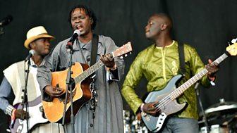 Glastonbury - 2016: Baaba Maal & Mbongwana Star