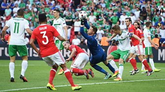 Match Of The Day - Euro 2016: Highlights: Wales V Northern Ireland, Switzerland V Poland, Croatia V Portugal