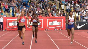 Athletics - 2016: British Championships Day 2
