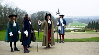 Versailles - Episode 6