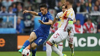Match Of The Day - Euro 2016: Italy V Spain