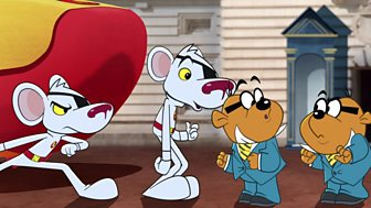 Danger Mouse - 35. Send In The Clones