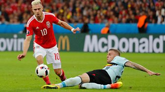 Match Of The Day Live - Euro 2016: Quarter-final: Wales V Belgium