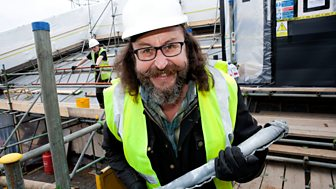 The Hairy Builder - 6. Bradford City Hall