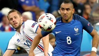 Match Of The Day - Euro 2016: Match Replay Quarter-final: France V Iceland