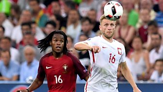 Match Of The Day - Euro 2016: Match Replay: Quarter-final - Poland V Portugal