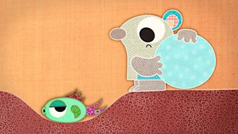 Patchwork Pals - 2. Fish