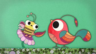 Patchwork Pals - 3. Bee