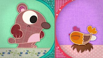 Patchwork Pals - 1. Chicken
