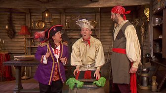 Swashbuckle - Series 4: 4. A Hole Lot Of Mess