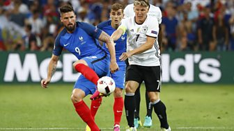 Match Of The Day Live - Euro 2016: Semi-final: Germany V France