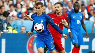 Match Of The Day Live - Euro 2016: Portugal V France