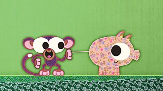 Patchwork Pals - 7. Monkey