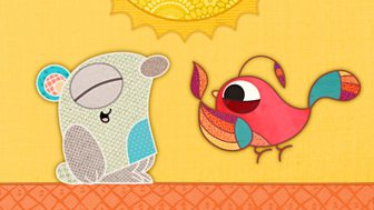 Patchwork Pals - 10. Polar Bear
