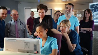 Holby City - Series 18: 42. From Bournemouth With Love
