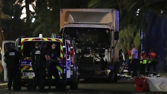 Bbc News Special - Attack In Nice