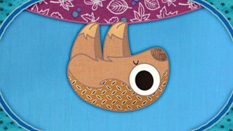 Patchwork Pals - 12. Sloth