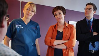 Holby City - Series 18: 43. Back In The Ring