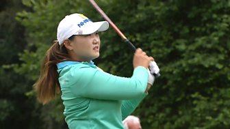 Golf: Women's British Open - 2016: Day 3, Part 1