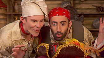 Swashbuckle - Series 4: 12. First Rate First Mate