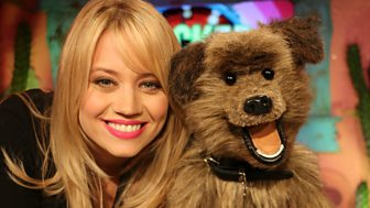 Hacker Time - Series 6: 1. Kimberly Wyatt