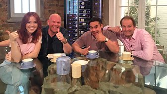 Saturday Kitchen - 06/08/2016