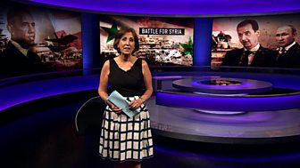 Newsnight - The Battle For Syria